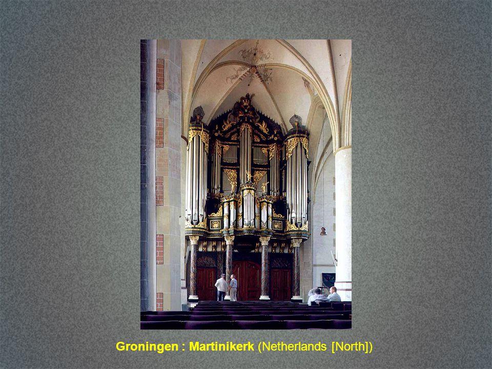 Groningen : Martinikerk (Netherlands [North])
